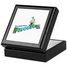 Turtleboy of Worcester Keepsake Box