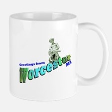 Turtleboy of Worcester Mug