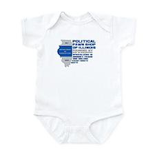 Illinois Political Pawn Shop Infant Bodysuit