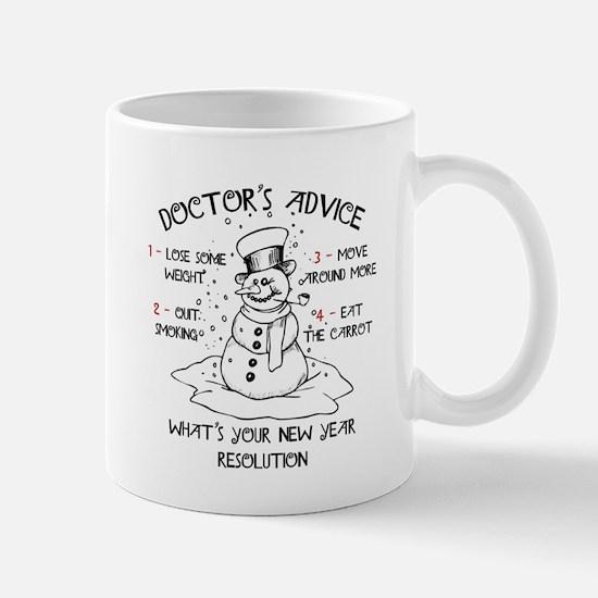 Doctor's Advice Mug
