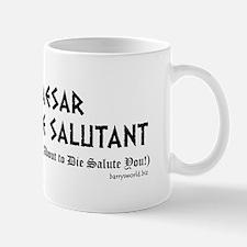 Ave Caesar Mug