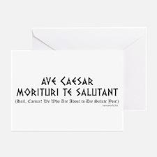 Ave Caesar Greeting Cards (Pk of 10)