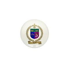 LEGERE Acadian Crest Mini Button (10 pack)