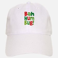 Bah Humbug Baseball Baseball Cap