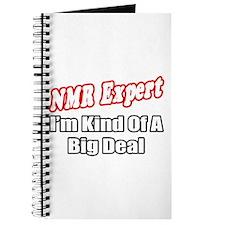"""""""NMR Expert..Big Deal"""" Journal"""