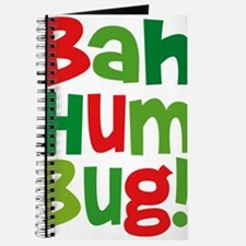 Bah Humbug Journal