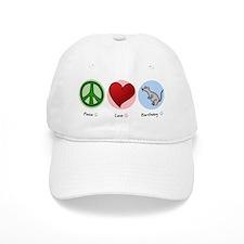 Peace Love Earthdog Hat
