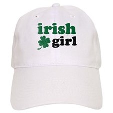 Irish Girl Baseball Baseball Cap