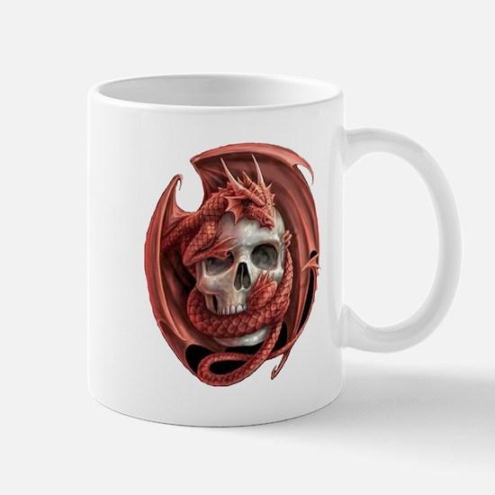 Dragon and Friend Mug