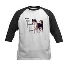 Husky dog Crossword Tee
