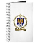 LEGROS Family Crest Journal