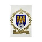 LEGROS Family Crest Rectangle Magnet (100 pack)