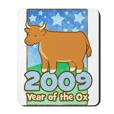 2009 Kids Year of Ox Mousepad