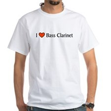 Bass Clarinet Gift Shirt