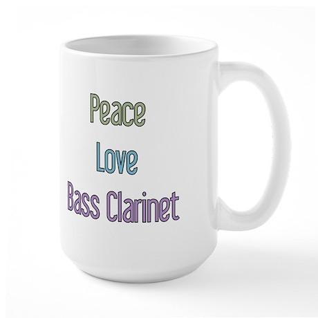 Bass Clarinet Gift Large Mug