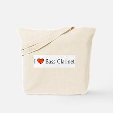 Bass Clarinet Gift Tote Bag