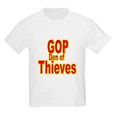 GOP Den of Thieves Kids T-Shirt