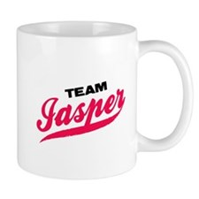 Team Jasper Twilight Mug