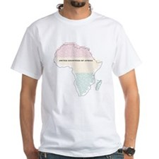 United Countries of Africa Shirt