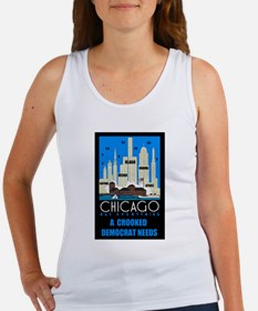 CAPONE WOULD BE PROUD Women's Tank Top