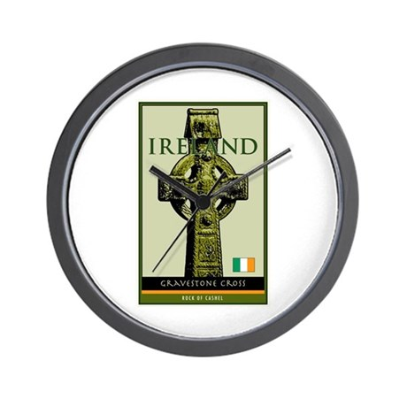 Ireland Wall Clock