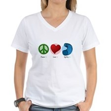 Peace Love Agility Shirt