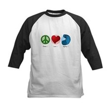 Peace Love Agility Tee