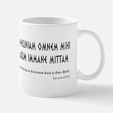 Catapultam Mug