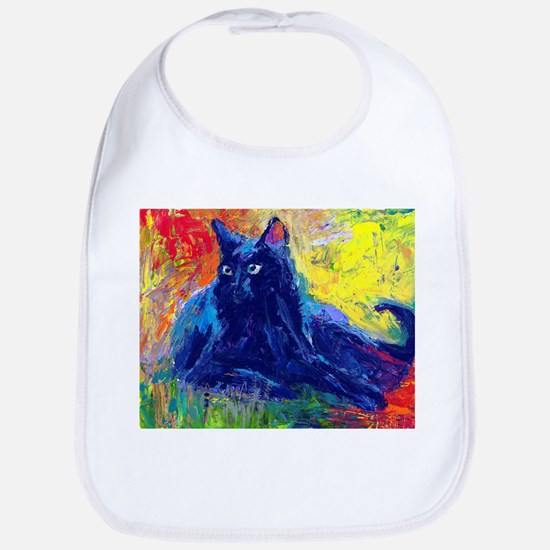 Black Cat 6 Bib