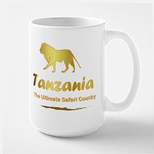 Favorite Safari Country Large Mug