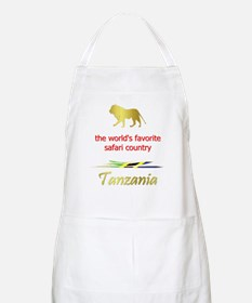 Favorite Safari Country BBQ Apron