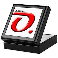 Herman O Keepsake Box