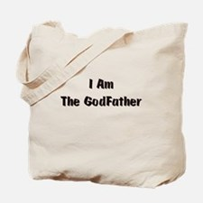 The Godfather Tote Bag