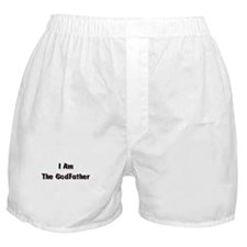 The Godfather Boxer Shorts