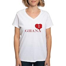 I Love Ghana Shirt