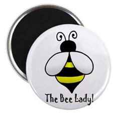 The Bee Lady Magnet