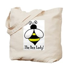 The Bee Lady Tote Bag
