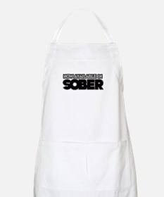 Available in sober BBQ Apron