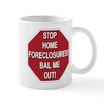 Stop Home Foreclosures! Mug