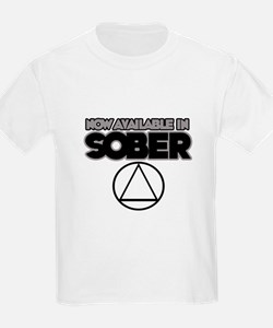 Now Available in Sober 2 T-Shirt