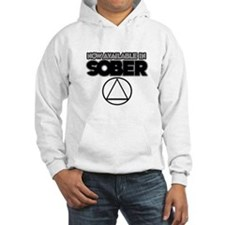 Now Available in Sober 2 Hoodie
