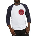 Stop Home Foreclosures! Baseball Jersey