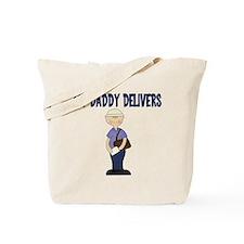 Mail man Tote Bag