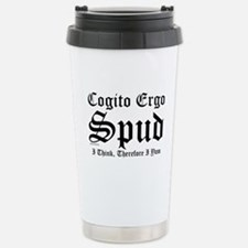 Cogito Stainless Steel Travel Mug