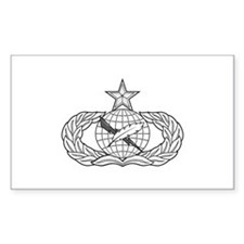 Public Affairs Rectangle Decal