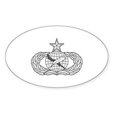 Public Affairs Oval Decal