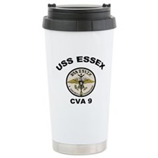USS Essex CVA-9 Travel Mug