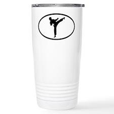 Martial Arts Travel Mug