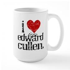 I Love Edward Cullen! Mug
