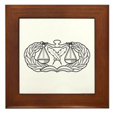 Paralegal Framed Tile